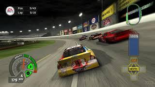 NASCAR 07 PS2 Gameplay HD (PCSX2)