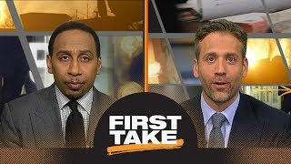 Max: Odell Beckham Jr. would make Rams a Super Bowl favorite | First Take | ESPN