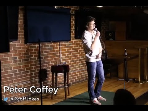 Peter Coffey, Laughter for Love Headliner (complete set)