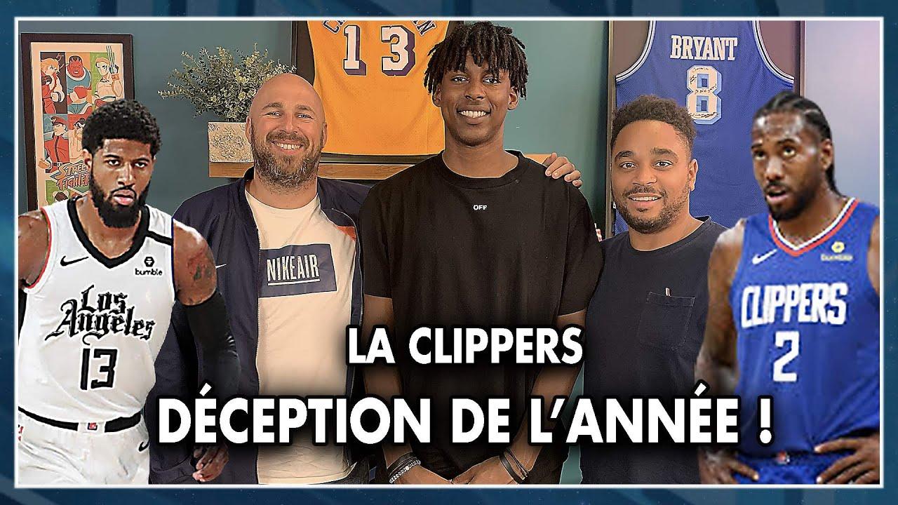 LA CLIPPERS : DÉCEPTION DE L'ANNÉE ! NBA First Day Show #104 [Avec Jaylen Hoard]