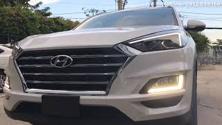 Xe Hyundai Tucson 2019 facelift bản tiêu chuẩn 799triệu [TRANG BỊ ] những gì..?
