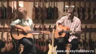 Гитара с нуля I (часть 3): щипок и бой кантри