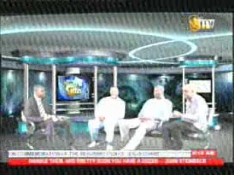Edo Diaspora, Dir. Dept of Public Affairs Edo Gov's Office in Medial Parley with ITV Part 1