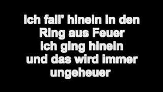 Johnny Cash - Ring am Feuer