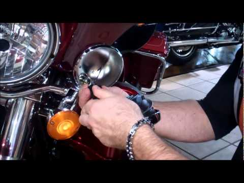 Upgrade To Led Headlights Harley Davidson Of Dallas