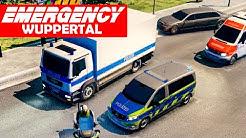 EMERGENCY Wuppertal #7: Bombenentschärfung mit SEK-Roboter! | Rettungs-Simulation Gameplay