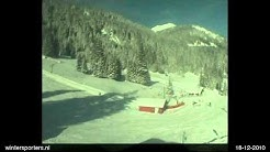 Portes du Soleil Chatel webcam time lapse 2010-2011