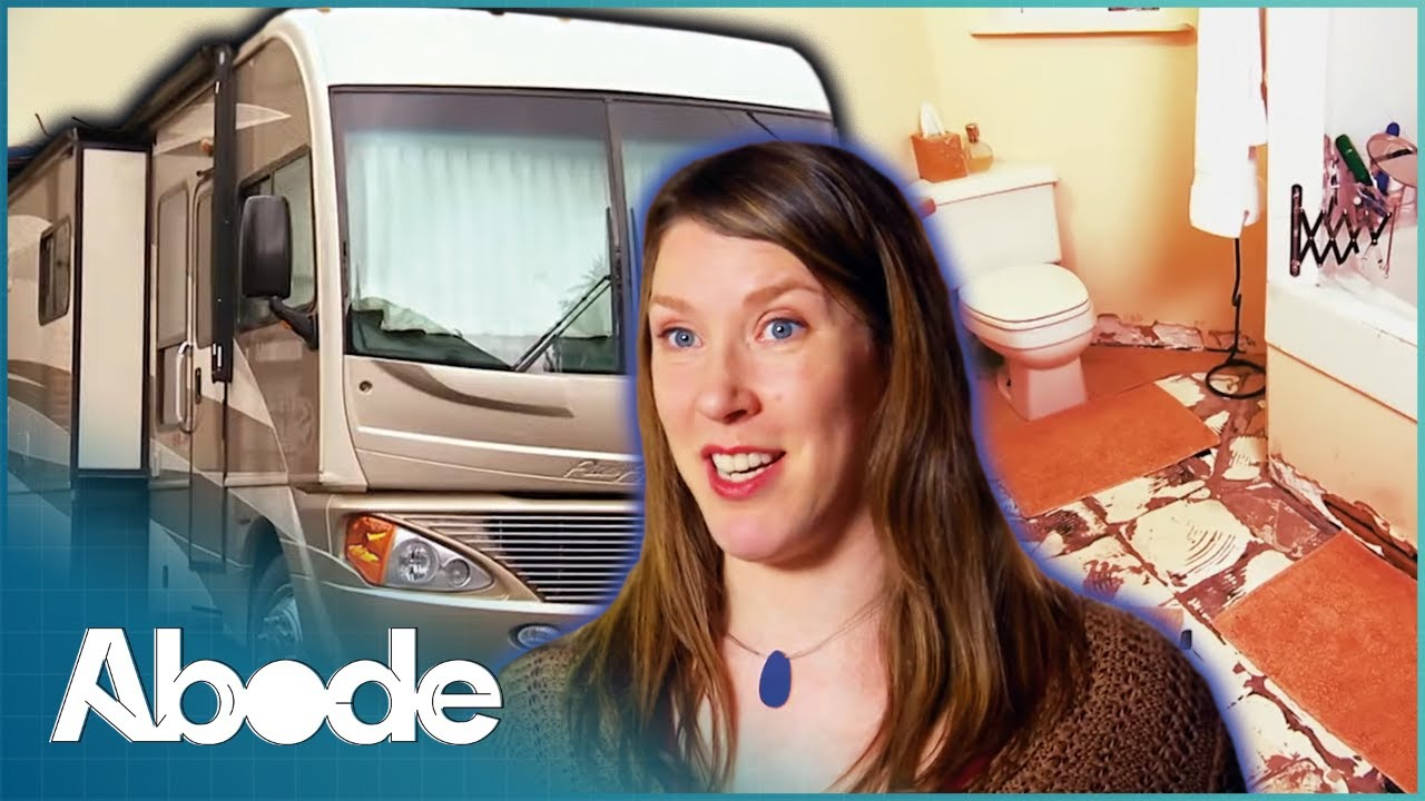 Download Couple's House Is So Badly Damaged They Moved Into a Camper Van   Homewreckers S1 E11   Abode