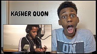 Kasher Quon - Ennio (Official Audio)  REACTION