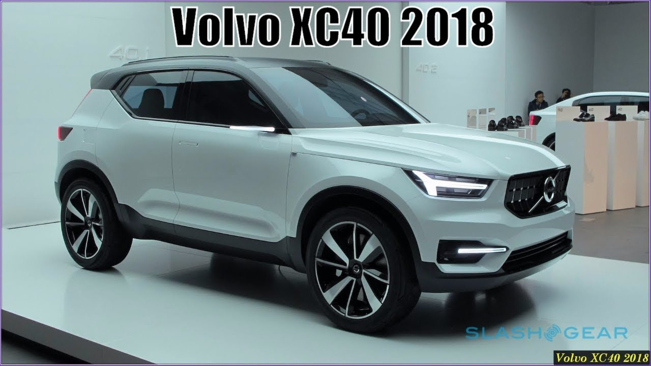 new volvo xc40 2018 review compact premium suv youtube. Black Bedroom Furniture Sets. Home Design Ideas