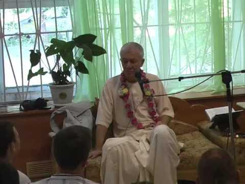 Шримад Бхагаватам 1.18.50 - Чайтанья Чандра Чаран прабху