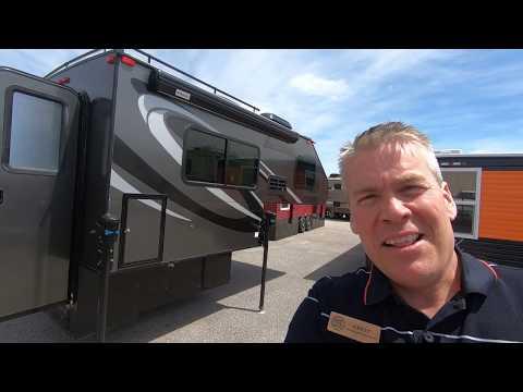 Previously Enjoyed 2016 Livin Lite Camp Lite 6.8 Truck Camper