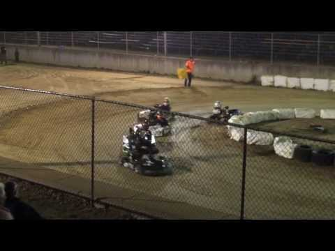 8-6-13 Warren County Speedway X Heavy Feature