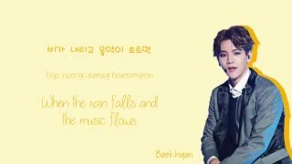 Video Baekhyun (백현) - Like Rain, Like Music (비처럼 음악처럼) Lyrics (Han/Rom/Eng) download MP3, 3GP, MP4, WEBM, AVI, FLV Agustus 2018
