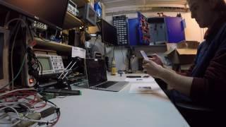Hacking the Samsung Galaxy S8 Irisscanner