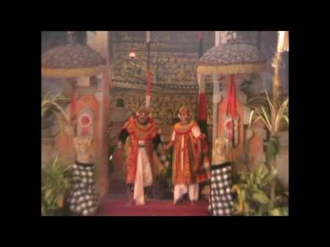 Bali - Indonesia - dance and theater show