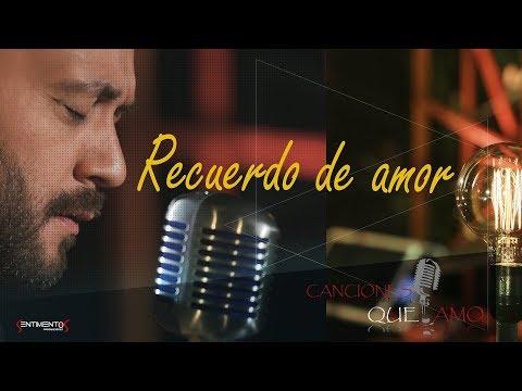 Lucas Sugo - Recuerdo de amor  Dvd Canciones que amo