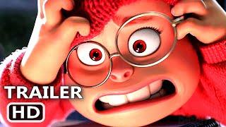 TURNING RED Trailer (2022) Pixar Animation Movie