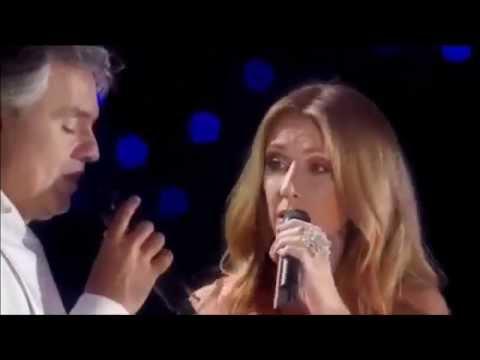 """Andrea Bocelli & Celine Dion - """"The Prayer"""" - """"La Preghiera"""" -"""