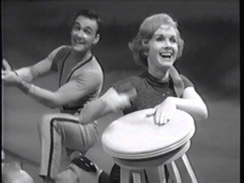Delightful Debbie Reynolds in a rarely seen musical number