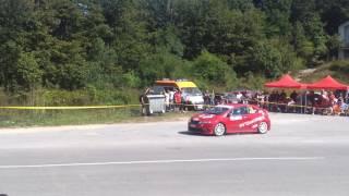 рали сливен 2016 rally sliven 2016 ден 2 ри 1