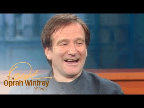 The Prank Robin Williams Pulled to Cheer Up Christopher Reeve  The Oprah Winfrey   OWN