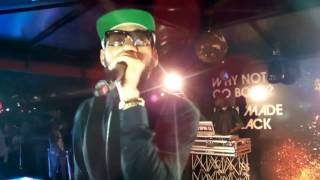 Olamide and Phyno performs together for the first