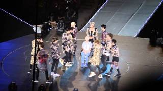 [ENG SUB] EXO the lost planet in Taipei [Lucky Fan]