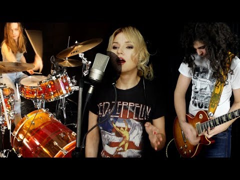 Black Dog Led Zeppelin ; Sina feat Alyona and Andrei Cerbu