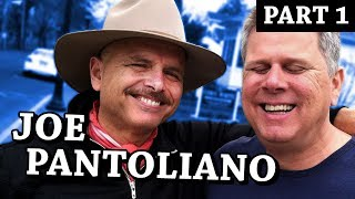 Tommy Interviews Actor Joe Pantoliano - Part 1 of 2
