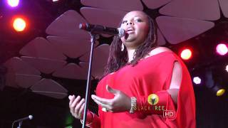 "Lalah Hathaway is back for her sixth album w/ ""Where it all Begins"" 