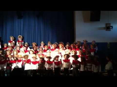 Montauk school presents happy holidays