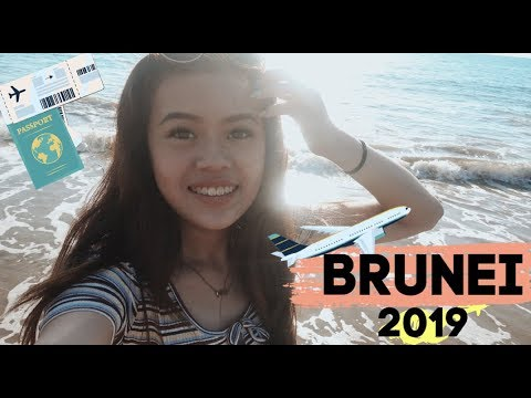 VLOG : MY FIRST TIME IN BRUNEI