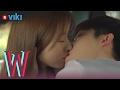 W - EP 12 | Lee Jong Suk Asks Han Hyo Joo for a Kiss