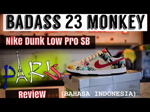 #KICKSREVIEW: $15.000 Nike Dunk Low SB 'PARIS'