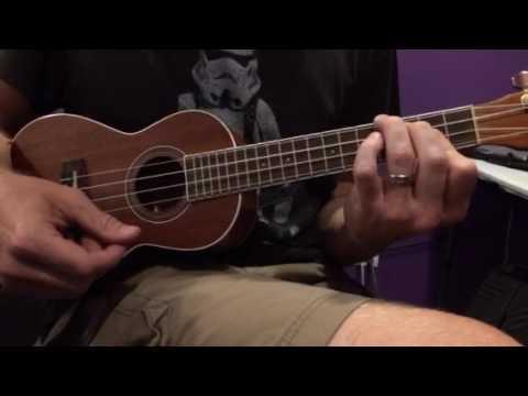 Ukulele Tutorial B Chord And Bsus4 Chord Youtube