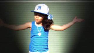 5 year old KID RAPPER!!! (Hunt Them Down)BABY KAELY,... willow smith, justin bieber, selena gomez