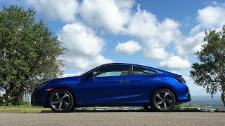 Honda Civic Coupe 2016 Review | TestDriveNow