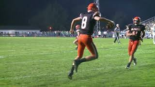 Anna vs Coldwater Football