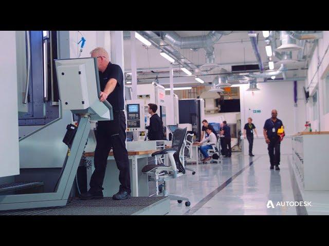 Autodesk Technology Center - Birmingham, UK