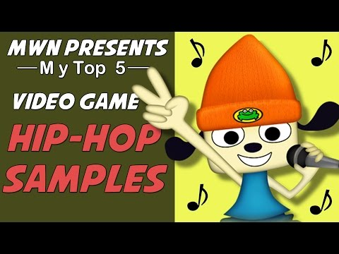 Top 5 Video Game Hip Hop Samples