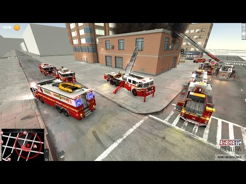 EmergeNYC Tech Demo | Live Stream | FDNY, NYPD & EMS Responding To A 10-75 All Hands Structure Fire