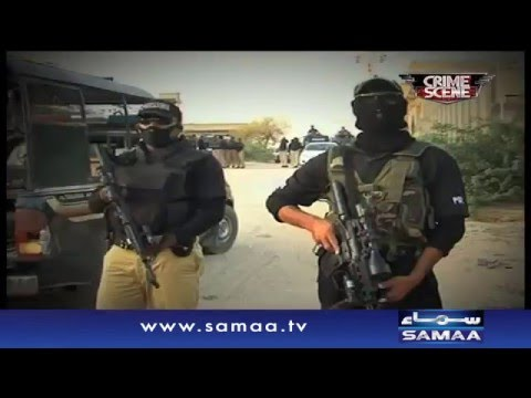CTD Kia Hai - Crime Scene - 18 March 2016