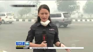 Kondisi Terbaru Kabut Asap Palangkaraya - IMS