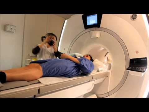 IRM de l'épaule