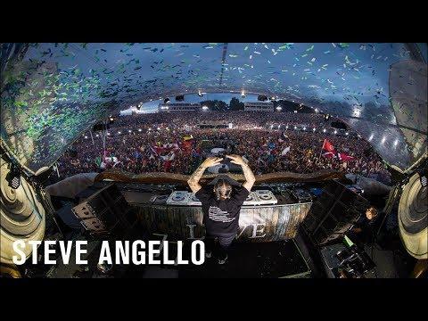 Steve Angello Drops Only - Tomorrowland 2018