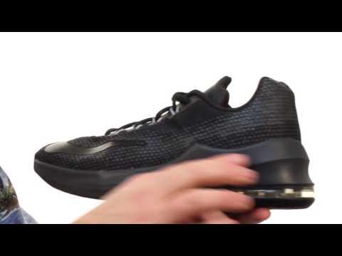 Nike Kids Air Max Infuriate Basketball (Big Kid) SKU:8800940
