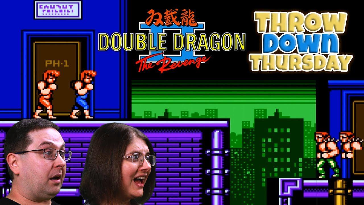 Double Dragon 2 The Revenge Throw Down Thursdays Eric Mary