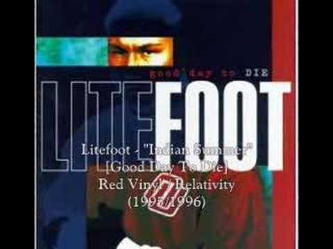 "Litefoot - ""Indian Summer"" (OOP)"