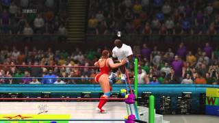 WIWA Wrestling Match #82: Ali Ashoor vs Sarah Hardcore